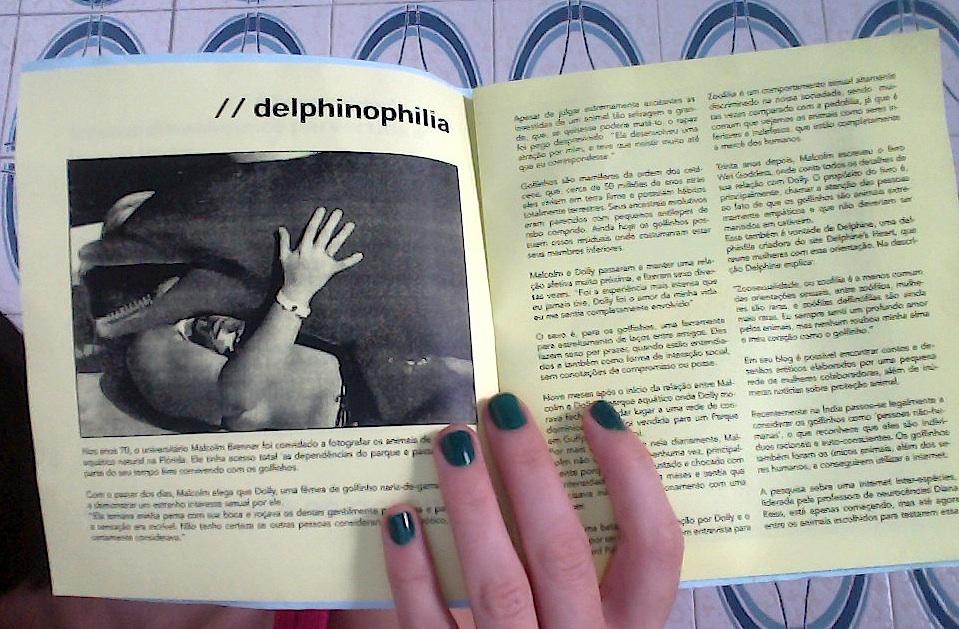 delphinophilia